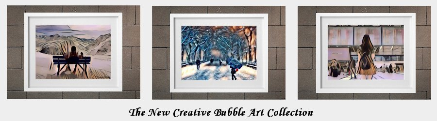 The New Creative Bubble Collection