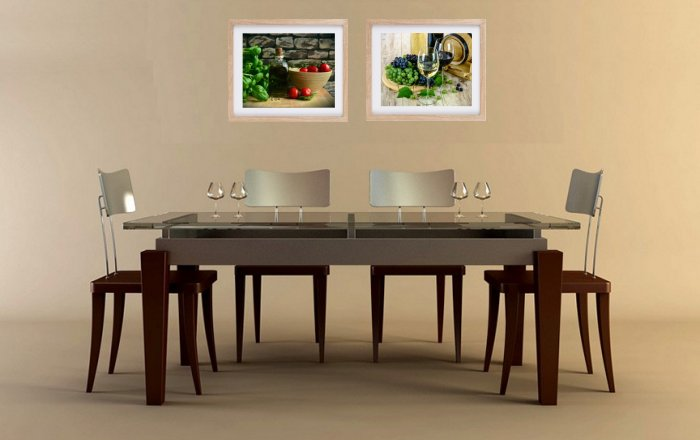 Kitchen Framed Prints