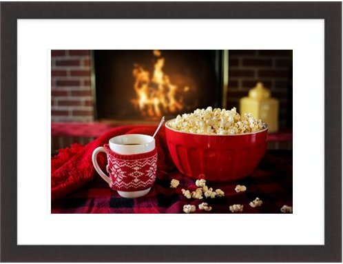 Warm And Cozy Winter Popcorn Coffee