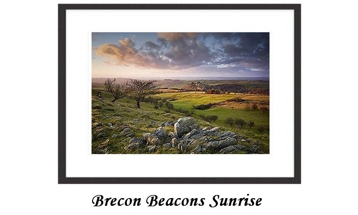 Brecon Beacons Sunrise