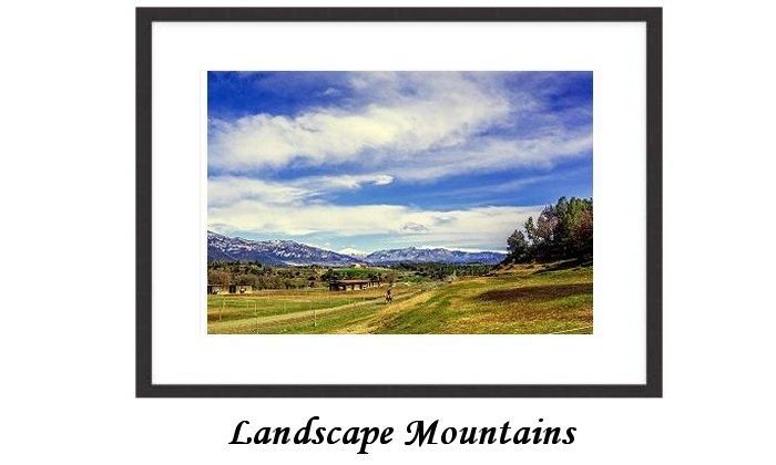 Landscape Mountains