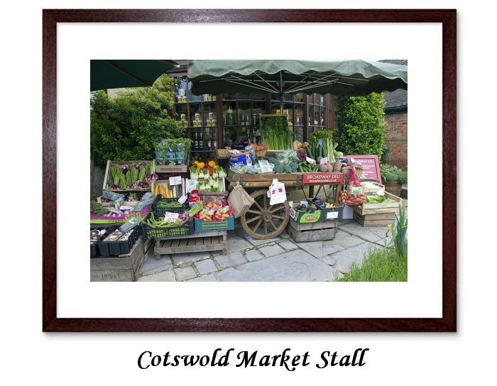 Cotswolds Market Stall