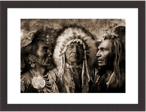 North American Indian Chiefs