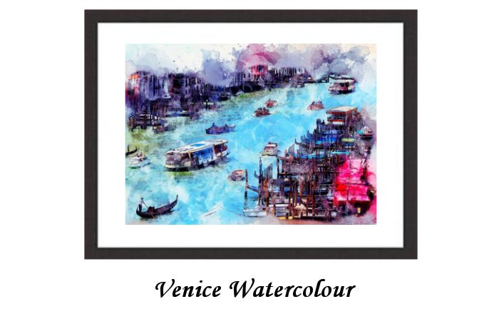 Venice Watercolour