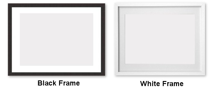 Choice Of Frames